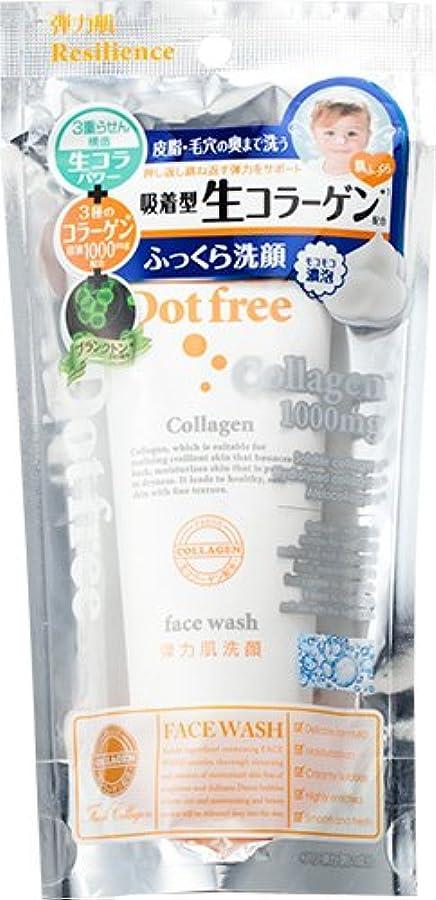 結晶変装した兵器庫ドットフリー リシリエンス 洗顔フォーム