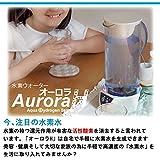 水素水生成器 オーロラ H (Aurora H) 水素水サーバー