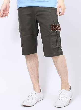家出してたアリ カーゴ ショートパンツ メンズ 男性