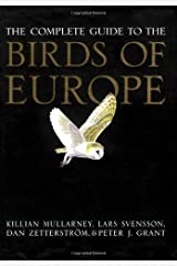 The Complete Guide to the Birds of Europe Hardcover
