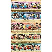 ワンピース ワールドコレクタブルフィギュア ヒストリーリレー 20th vol.1vol.2vol.3vol.4 vol.5 全30種
