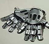 スカイの手作り ヴァイオレット・エヴァーガーデン風 ヴァイオレット・エヴァーガーデン 手製で作ります 機械の腕 コスプレ道具