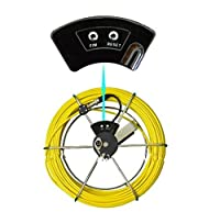 GOWE Cable Reel with Meter Counter for Pipe Camera with 30m cable