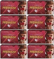 【まとめ買い】カワイイ女の贅沢マスク プレミアム 30枚箱×8個