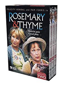 Rosemary & Thyme: Series Two [DVD] [Import]