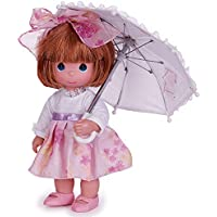 The Doll Maker Shower Me with Love Auburn Doll, One Color, 12 by The Doll Maker