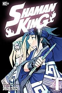 SHAMAN KING ~シャーマンキング~ KC完結版 4巻 表紙画像