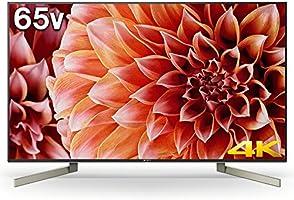 ソニー SONY 65V型 4K対応 液晶 テレビ ブラビア KJ-65X9000F (2018年モデル)
