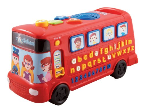 VTech Playtime Bus with Phonic...
