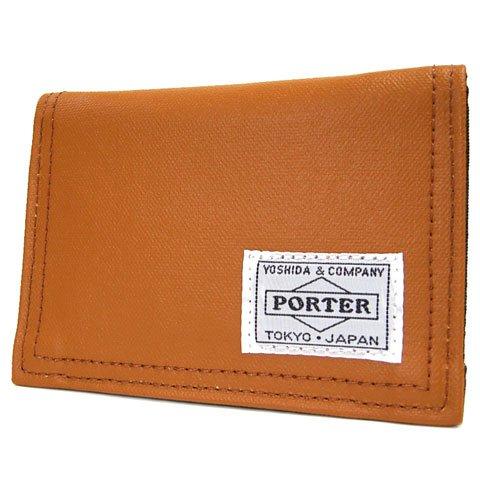 (ポーター) PORTER パスケース [フリースタイル] 707-08229 4.キャメル