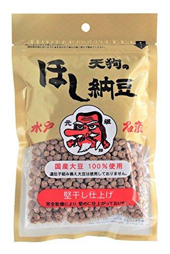 水戸名産 天狗のほし納豆 国産大豆 200g