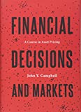 Financial Decisions and Markets: A Course in Asset Pricing 画像