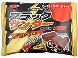 有楽製菓 ブラックサンダーミニバー 173g×12袋