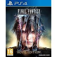 Final Fantasy XV Royal Edition (PS4) - Imported UK.
