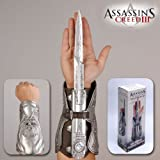 コスプレ欧米映画 Assassin's Creedアサシンクリード  仕込み籠手 暗殺武器