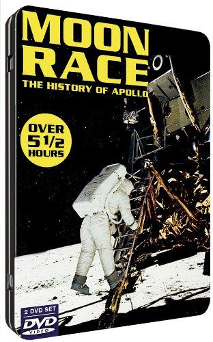 Moon Race: History of Apollo [DVD] [Import]