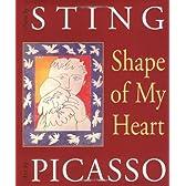 Shape Of My Heart (Art & Poetry Series)