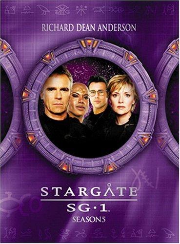 スターゲイト SG1 シーズン5 DVDザ・コンプリートボックスの詳細を見る