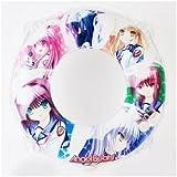 Angel Beats! うきわ 60cm オールキャスト
