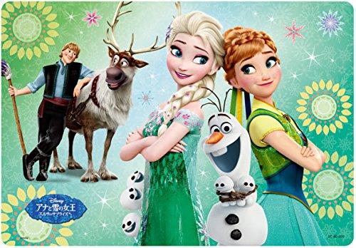 [해외]80 조각 어린이 퍼즐 겨울 왕국 열기 특출 응 상비 어린이 퍼즐/80 Piece Children`s Puzzle Ana and Snow Queen Elsa`s Surprise Superb Champagne Child Puzzle