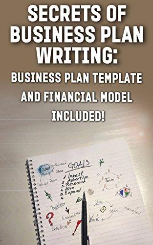 amazon secrets of business plan writing business plan template