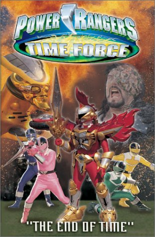 Power Rangers: Time Force - End of Time [VHS] [Import]