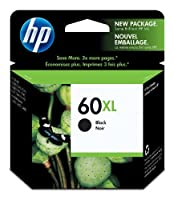 HP 60XL Black High Yield Original Ink Cartridge (CC641WN) 【Creative Arts】 [並行輸入品]