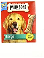 Milk-Bone Milkbone Biscuits - Large Dog - 4 lb by Milk-Bone