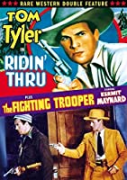 Rare Western Double Feature: Ridin Thru (1934)/The Fighting Trooper (1934) [並行輸入品]