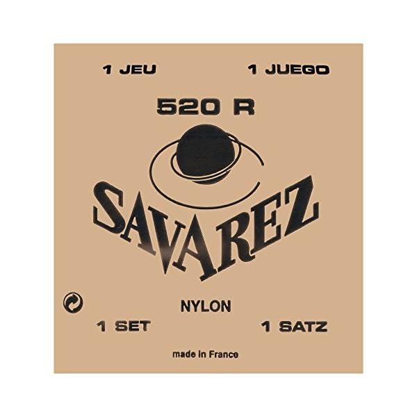 SAVAREZ サバレス クラシックギター弦 ピ...の商品画像