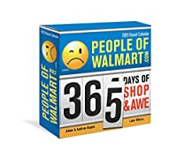 People of Walmart 2020 Calendar: 365 Days of Shop and Awe