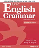 Basic English Grammar (4E) Student Book with CDs(2) and Answer Key (Azar-Hagen Grammar Series)