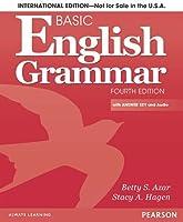 Basic English Grammar (4E) Student Book with CDs(2) and Answer Key (Azar-Hagen Grammar Series)