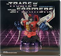 Transformers Starscream Bust