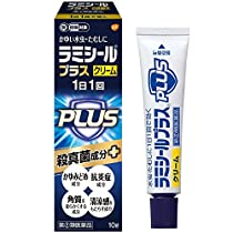 【指定第2類医薬品】ラミシールプラスクリーム 10g ※セルフメディケーション税制対象商品