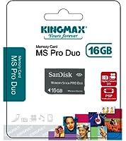 KINGMAX Technology メモリースティックPRO Duo 16GB MSPD16GB