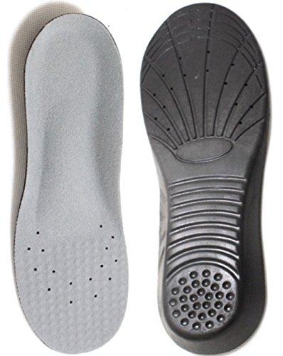 Heal foot 足が疲れにくい靴にするための衝撃吸収インソール<人体工学...