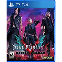 Devil May Cry 5 Deluxe Edition - PlayStation 4 Deluxe Edition - Imported from USA.