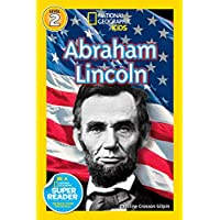 National Geographic Readers: Abraham Lincoln (Readers Bios) (English Edition)