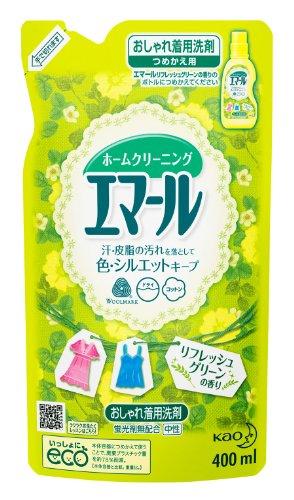 エマール リフレッシュグリーンの香り 400ml