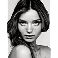 【人物】ファッションモデル ミランダ・カー アートプリントポスター  PORTRAIT MODEL MIRANDA KERR LV11055