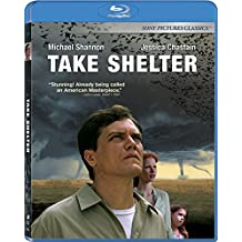 NEW Baker/shannon/chastain/mixon - Take Shelter (Blu-ray)