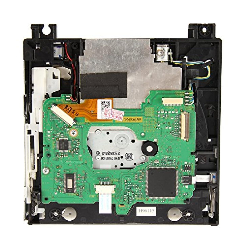 舗装する無知配列ACAMPTAR リーダーDVD ROMドライブリペア用Wiiゲームコンソール