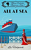 All At Sea (Maisie Frobisher Mysteries)