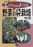 野菜の袋栽培―ビックリするほどよくできる