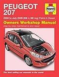 Peugeot 207 Petrol & Diesel Service And Repair Man: 06-09