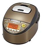 タイガー IH 炊飯器 5.5合 ブラウン レシピ付 炊きたて 炊飯 ジャー JKT-J100-XT Tiger