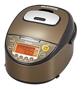 タイガー IH炊飯器 炊きたて 1升 ブラウン JKT-J180-XT JKT-J180-XT