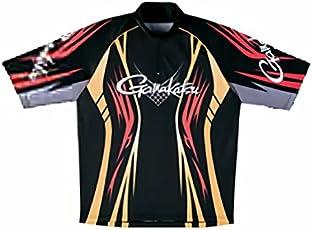 がまかつ(Gamakatsu) 2WAYプリントジップシャツ(半袖) GM-3504
