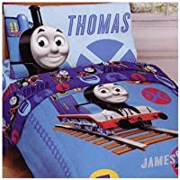 Thomas the Tank Engine & Friends 4 Pc Toddler Bedding Set by Thomas & Friends